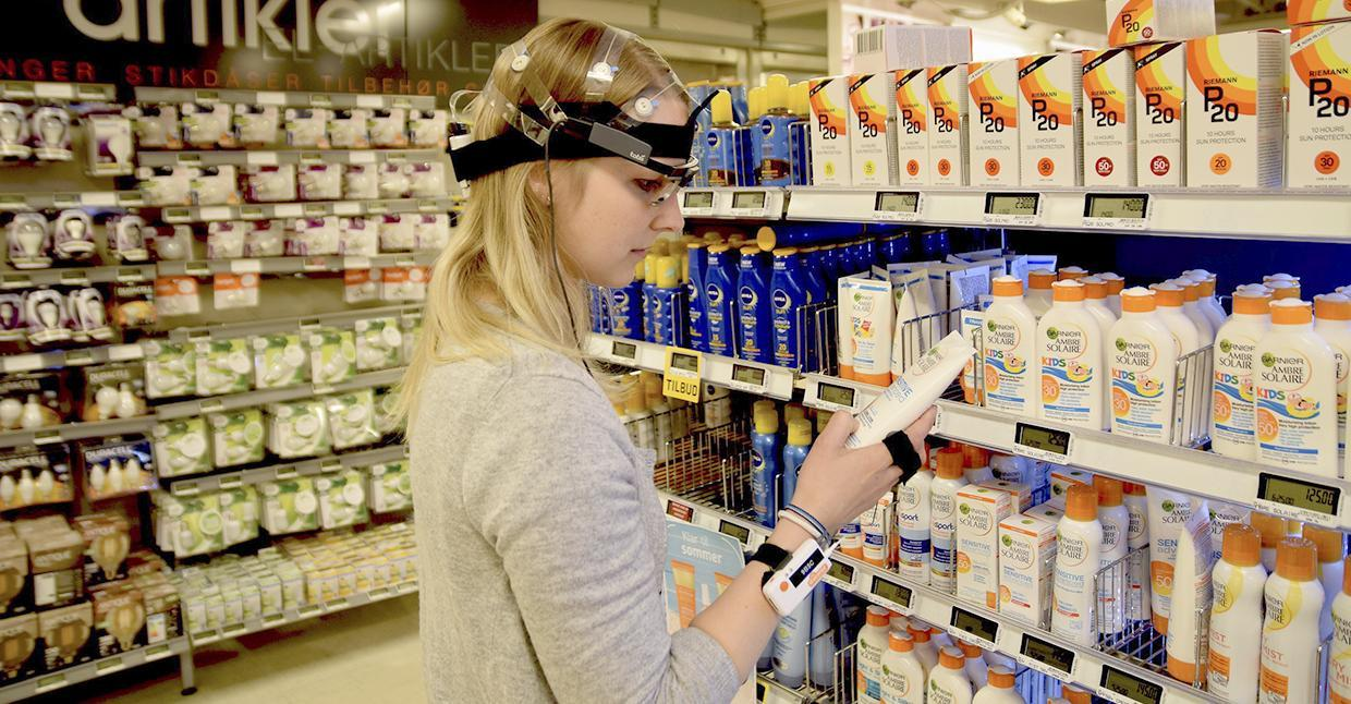 Neuromarketing in Retail: Increase Your Turnover with Brain Research (EEG) and Eye Tracking
