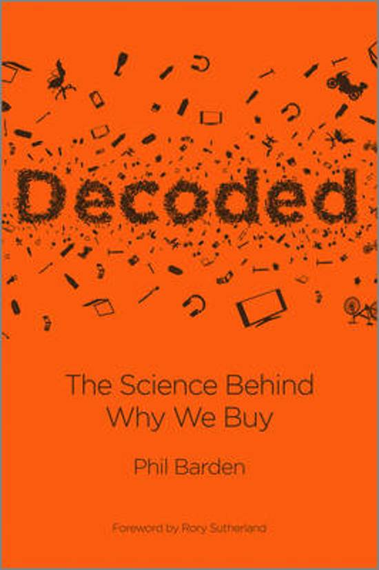 decoded phil barden neuromarketing boek